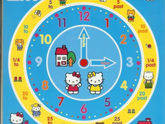 Ceas magnetic Hello Kitty